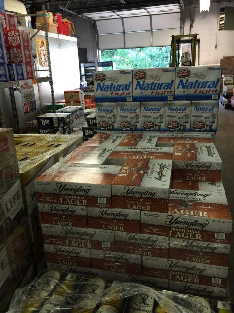 L & N Beverage Distributors: 600 N Mountain Rd, Harrisburg, PA