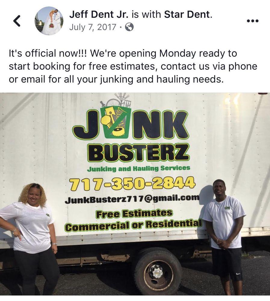 Junk Busterz: Bressler, PA