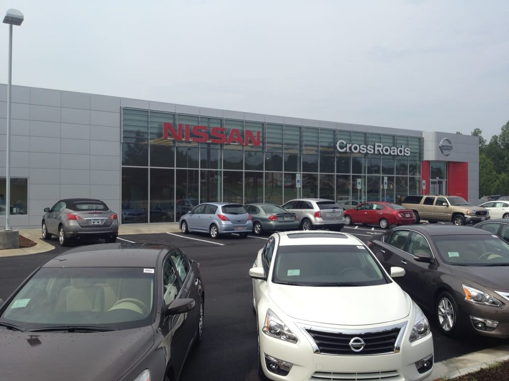 Car Dealerships In Hickory Nc >> Crossroads Nissan of Hickory - Car Dealers - 840 Hwy 70 SE, Hickory, NC - Phone Number - Yelp