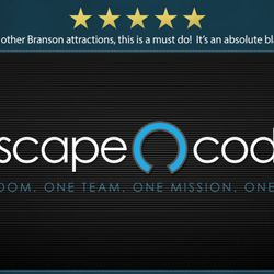 Photo Of Escape Code Branson Mo United States
