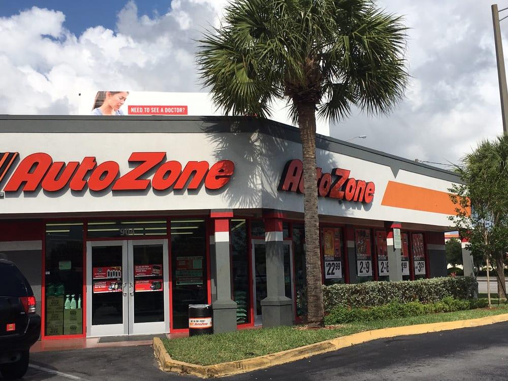AutoZone: 904 E Sample Rd, Pompano Beach, FL