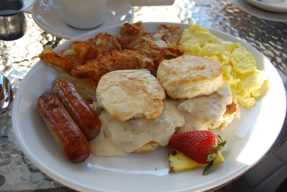 Biscuits And Gravy Breakfast Yelp