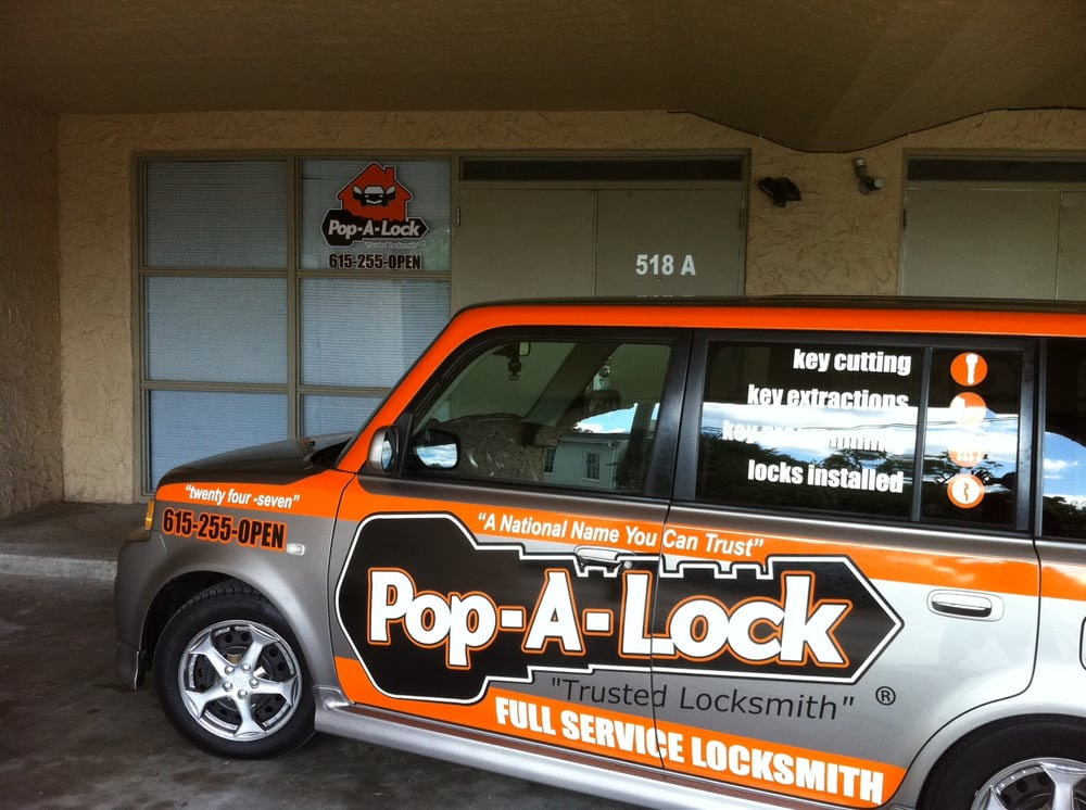 Pop A Lock 12 Photos 31 Reviews Keys Locksmiths 518a 3rd Ave S Downtown Nashville Tn Phone Number Yelp