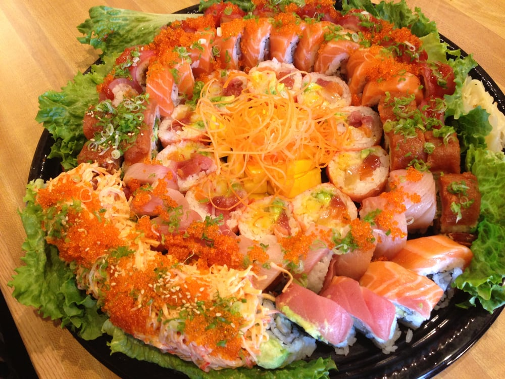 catering sushi deluxe yelp rh yelp com world gourmet buffet coupon world gourmet buffet