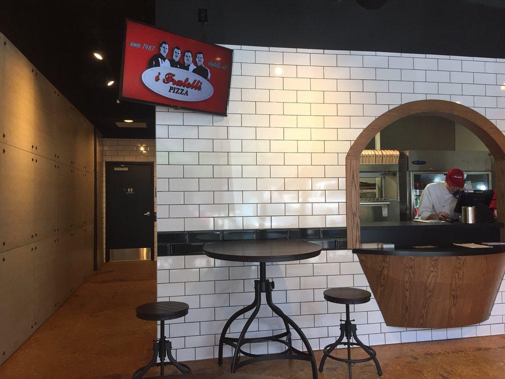 i Fratelli Pizza Downtown Austin