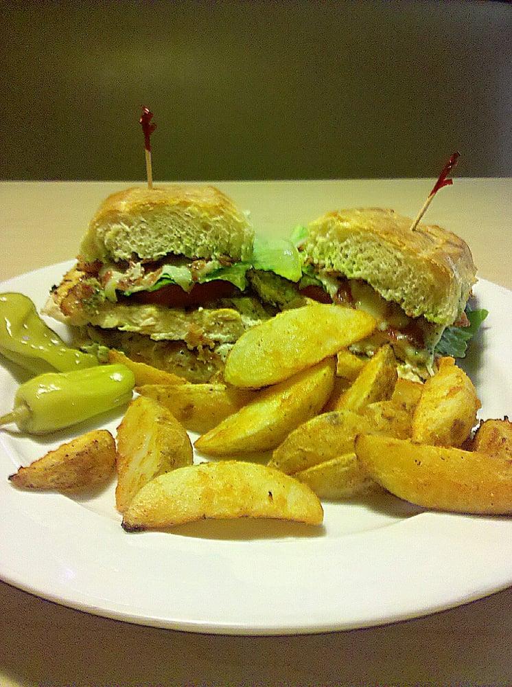 Chicken Club Sandwich Yelp