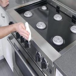 Photo Of Wolf Appliances Repair   Somerville, MA, United States. Wolf  Electric Cooktops