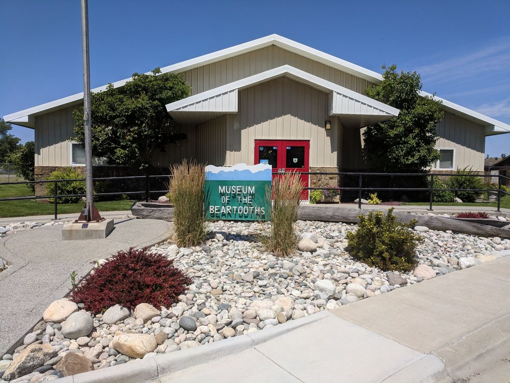 Museum of the Beartooths: 440 E 5th Ave N, Columbus, MT