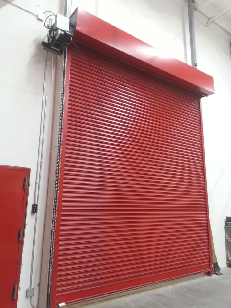 Fire Rated Gates : Fire rated roll up doors yelp