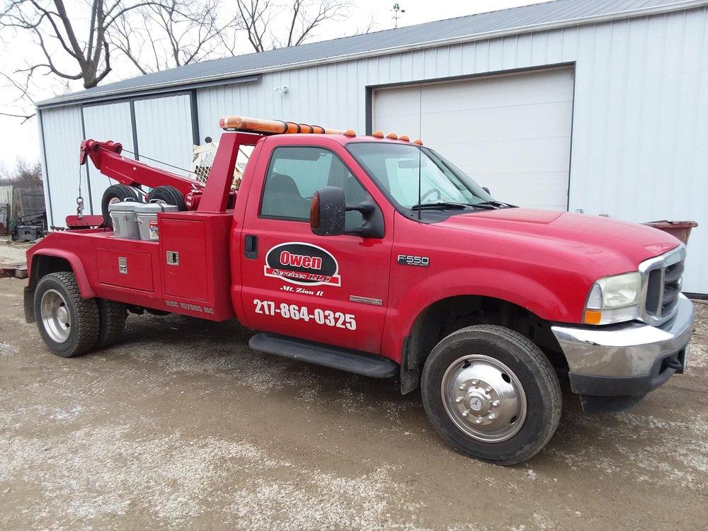Owen Services: Mt Zion, IL