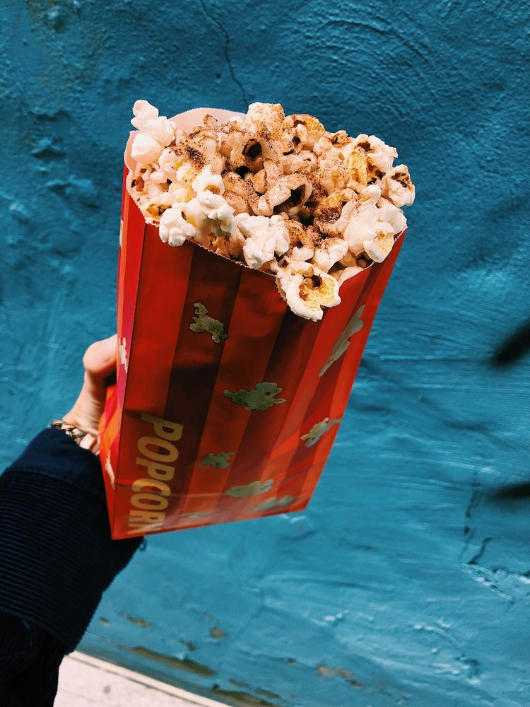 Social Spots from Cinemapolis