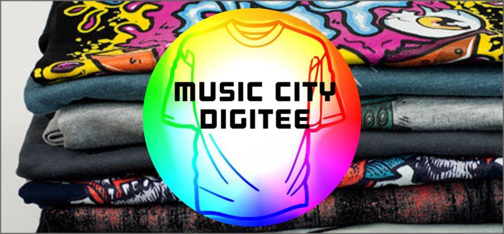 Music City DigiTee