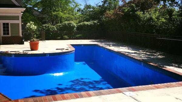 True Blue Pools Pool Hot Tub Service 3323 Partner Pl Lexington Ky Phone Number Yelp