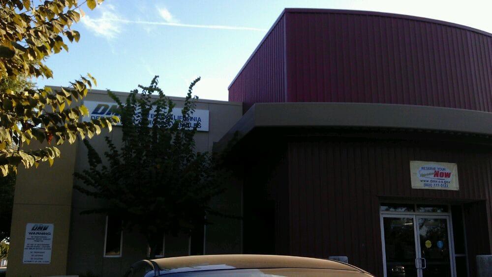 California Department of Motor Vehicles: 406 E Elm Ave, Coalinga, CA