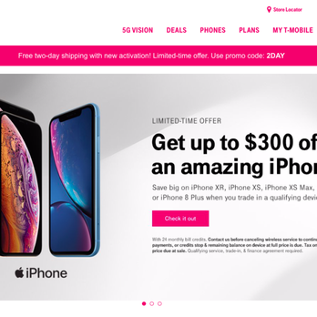 T-Mobile - 14 Reviews - Mobile Phones - 2014 NE Stucki Ave