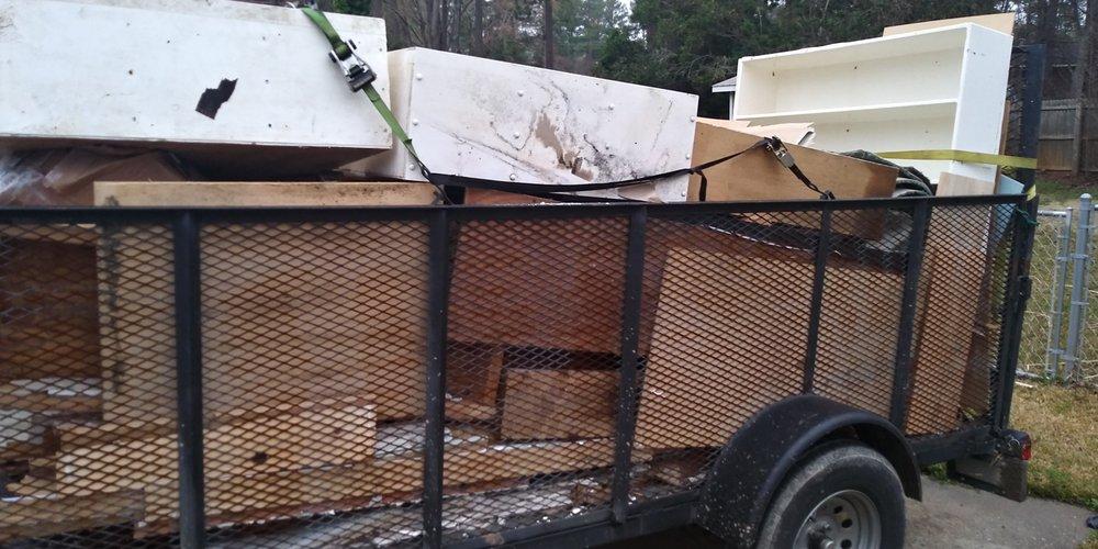 Clutter Be Gone: Columbine Rd, Milledgeville, GA