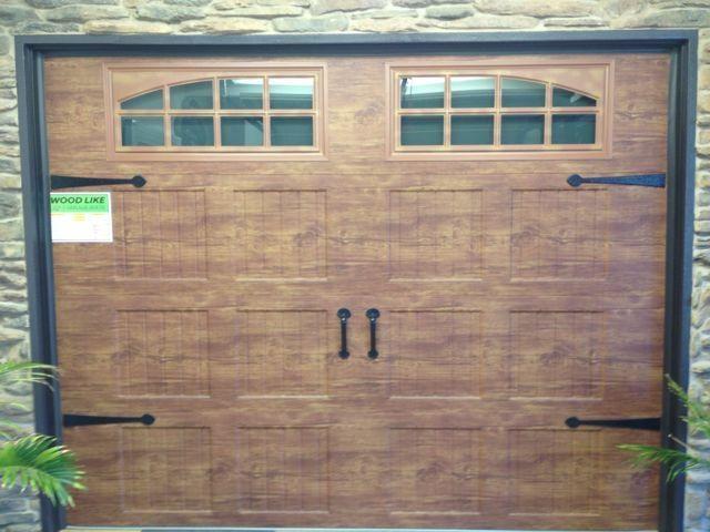 Wood Like Garage Door Yelp