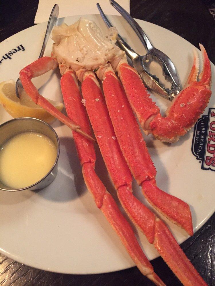 Half pound of snow crab legs - Yelp