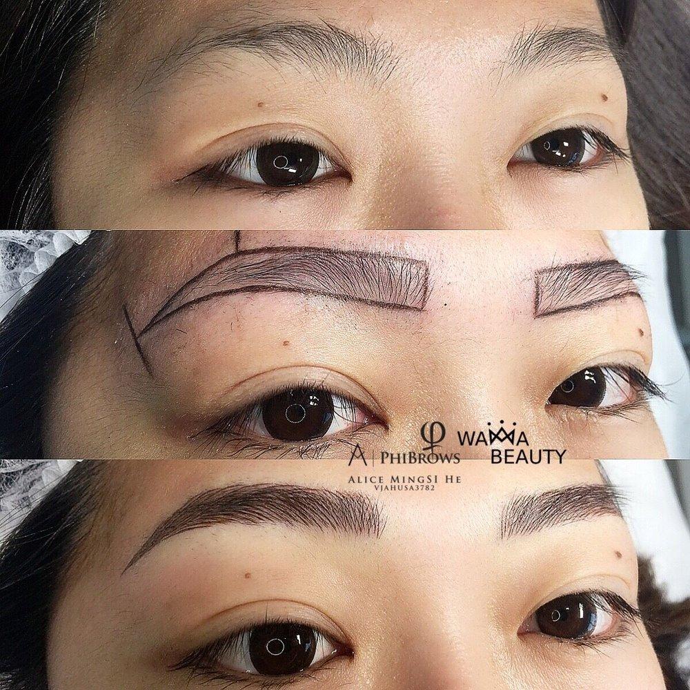 WAMA Microblading Eyebrows: 6402 8th Ave, Brooklyn, NY