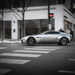 Napletons Aston Martin Of Chicago Car Dealers N Clark St - Aston martin chicago