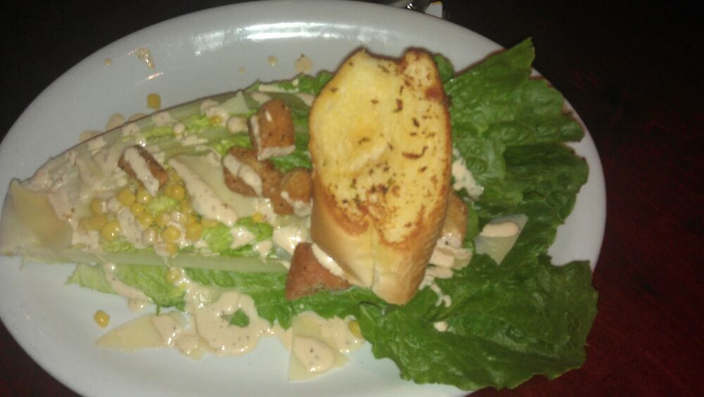 Caesar salad yelp for Fish thyme acworth