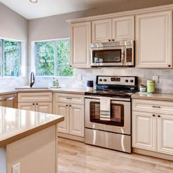 Tremendous Ah Cabinets 330 Photos Cabinetry 328 E Providencia Ave Download Free Architecture Designs Salvmadebymaigaardcom