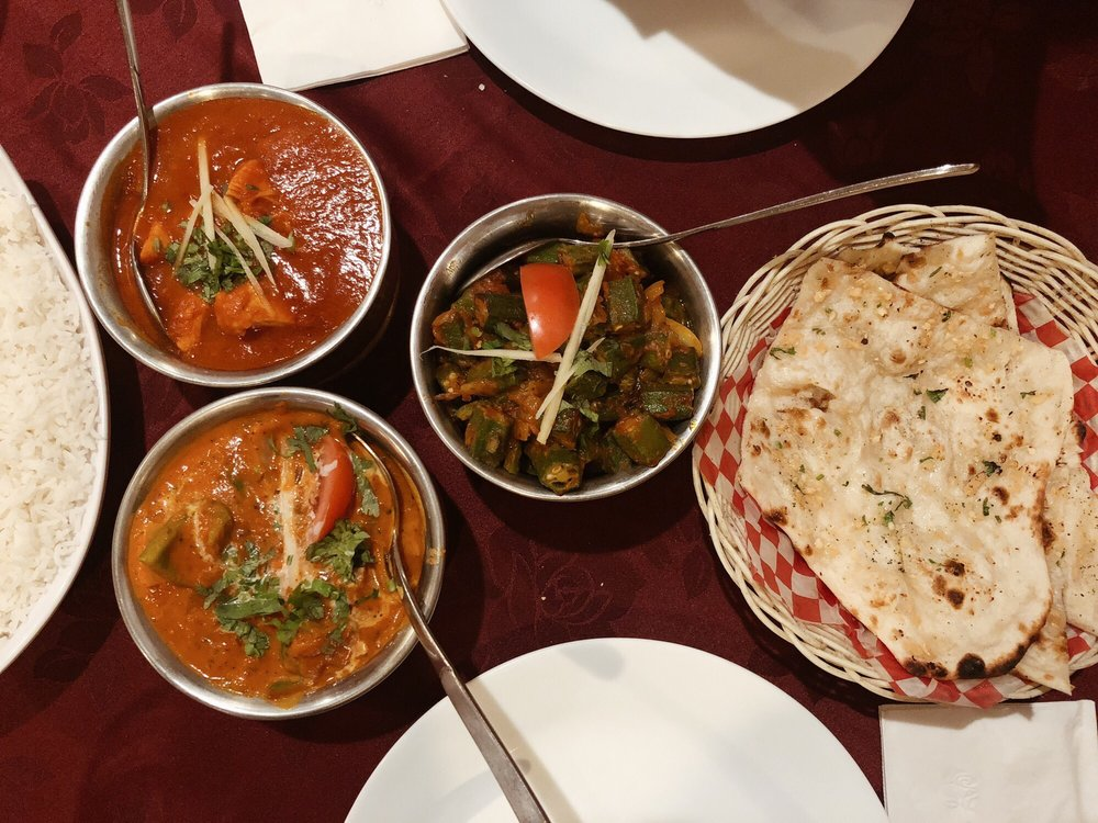 The Indian Cuisine