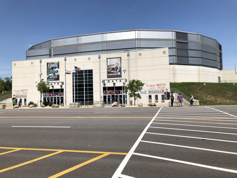 The Family Arena: 2002 Arena Pkwy, St Charles, MO