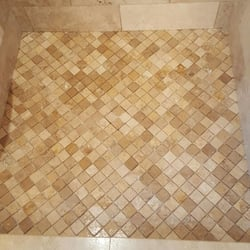 Photo Of Tile Designs Plano Tx United States Shower Floor With
