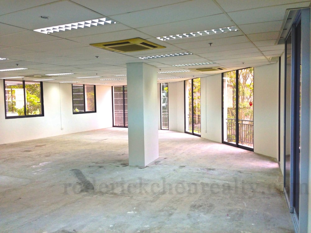 Office Space for rent along Penang Road, Singapore. Bare Unit Unit ...