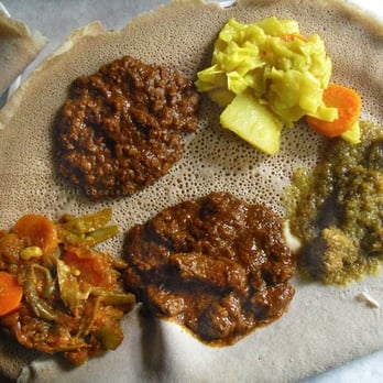 Ethiopian Food New York Times