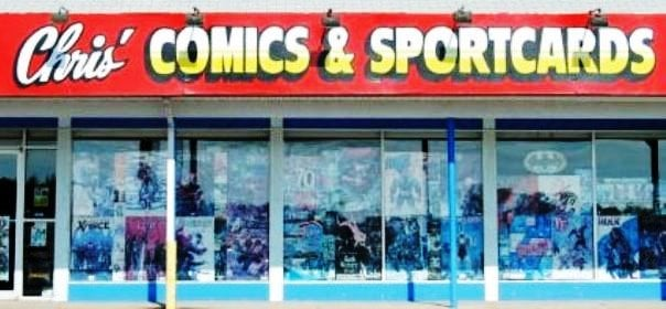 Chris's Comics: 919 Lafayette Rd, Seabrook, NH