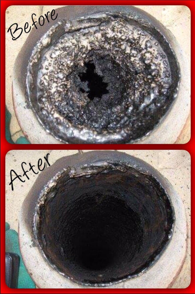 how to clean creosote from chimney