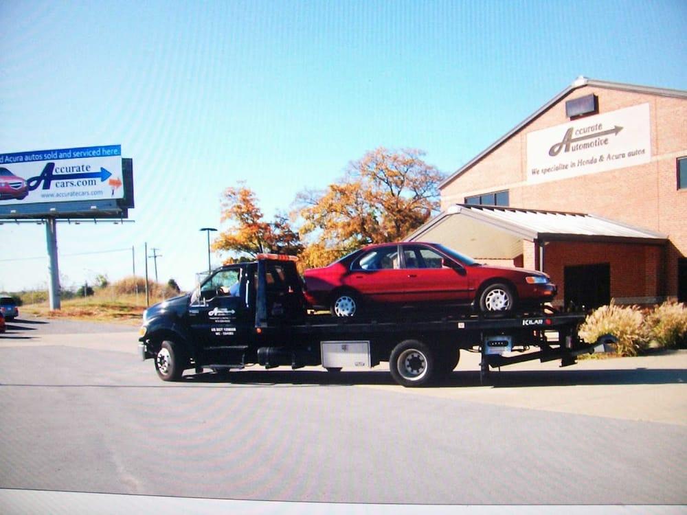 Accurate Automotive: 111 Enterprise Blvd, La Vergne, TN