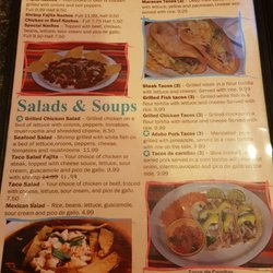 Photo Of Maracas Mexican Family Restaurant Wentzville Mo United States Menu