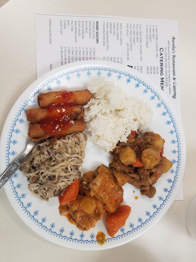 Aurelia's Restaurant And Catering: 4463 Beverly Blvd, Los Angeles, CA