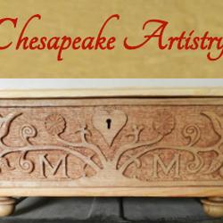 Photo Of Chesapeake Artistry   Oak Hill, VA, United States. Our Oak Box