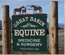 Great Basin Equine Medicine & Surgery: 320 Highway 88, Gardnerville, NV