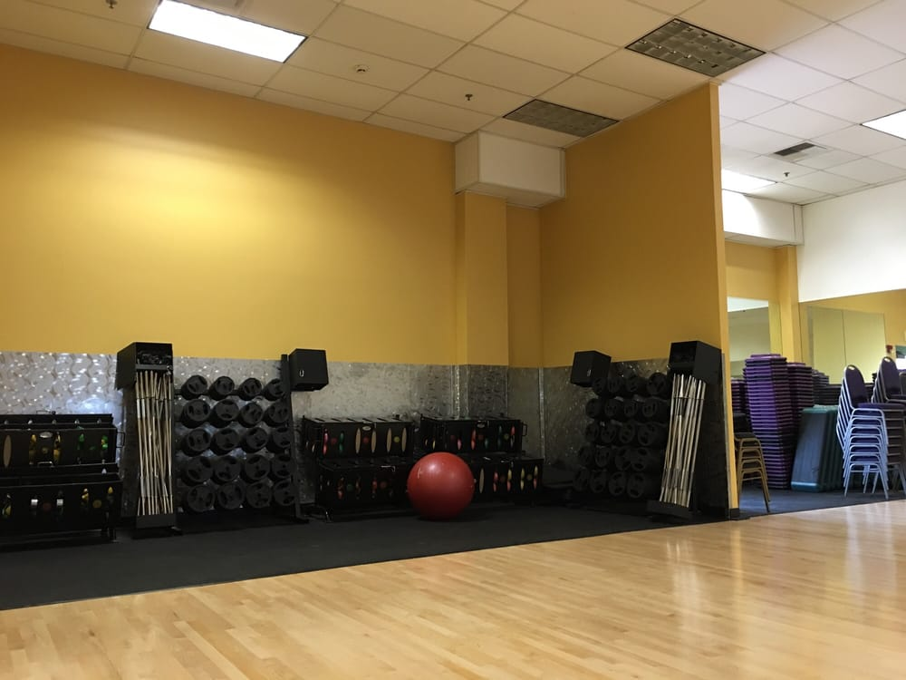 Gym Newly Renovated Since Oct 6 No More Of That Pesky