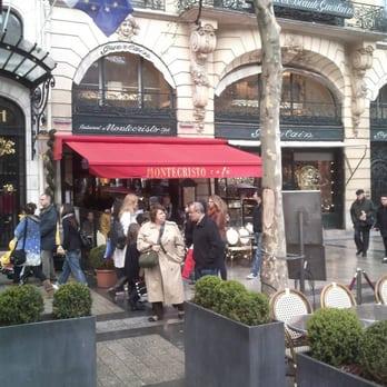 Le Montecristo - FERMÉ - 56 Avis - Bars Lounge - 68 avenue des ...