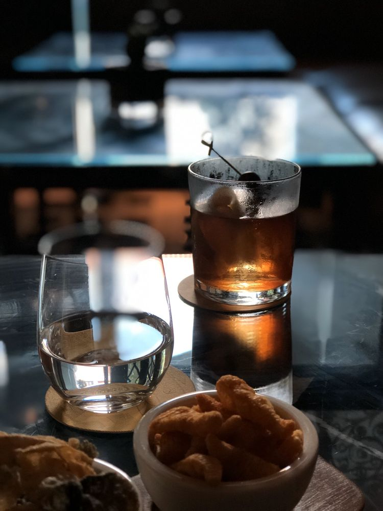 The Bar at 15 Stamford Singapore