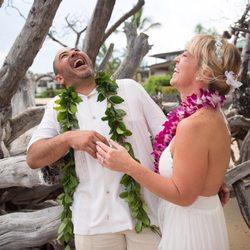 Photo Of Simple Kona Beach Weddings Kailua Hi United States