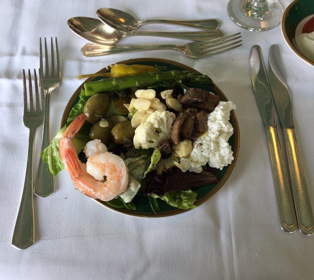 Main Dining Room - Grand Hotel: 286 Grand Ave, Mackinac Island, MI