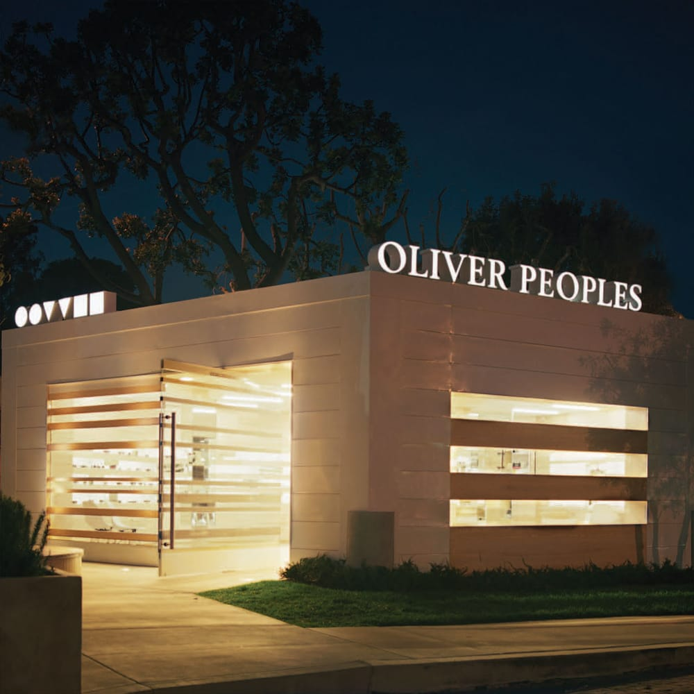 Oliver Peoples: 3900 Cross Creek Rd, Malibu, CA