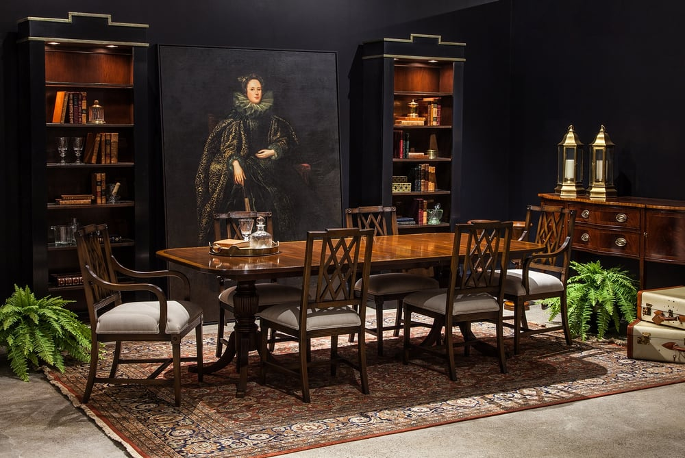 High-End Luxury Living Room Furniture At Carrocel