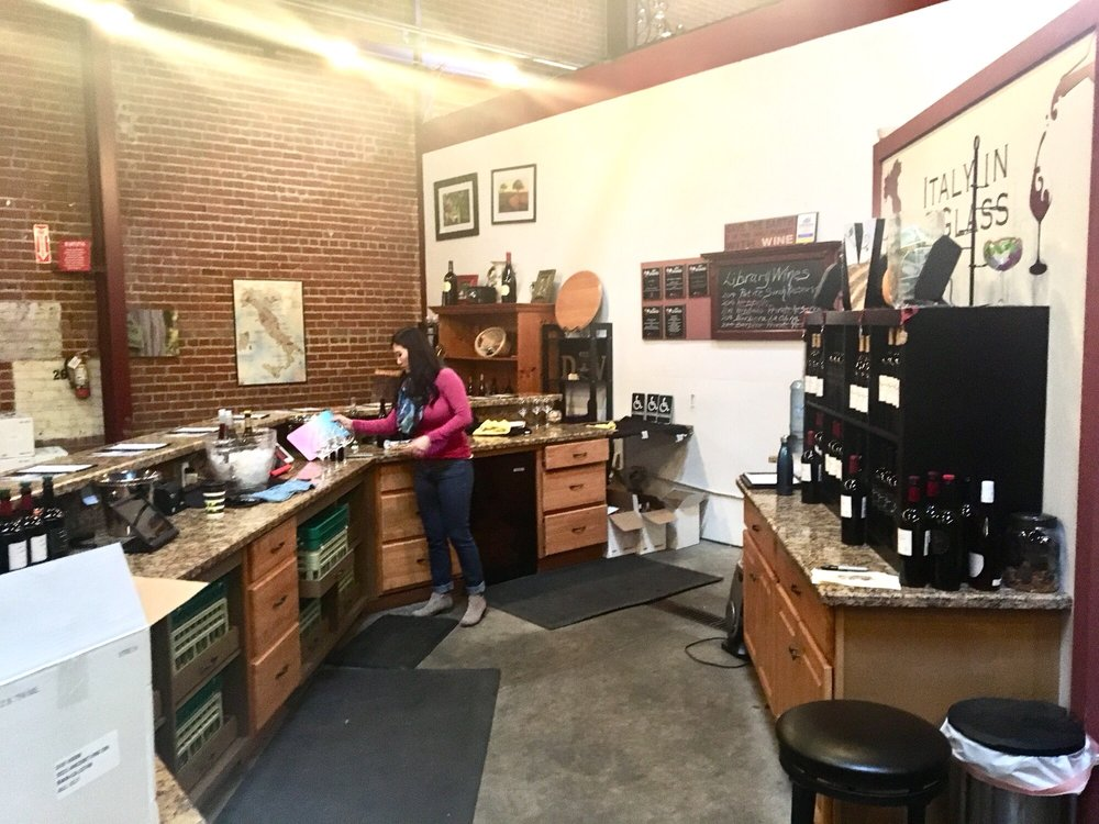 Due Vigne Winery: 35265 Willow Ave, Clarksburg, CA