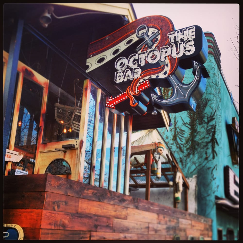 The Octopus Bar: 2109 N 45th St, Seattle, WA