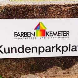 Farben Kemeter.Farben Kemeter Painters Balanstr 101 Ramersdorf