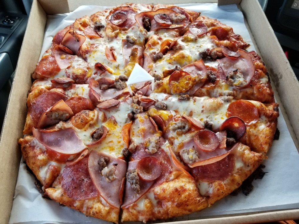Idaho Pizza Company: 1215 N Whitley Dr, Fruitland, ID