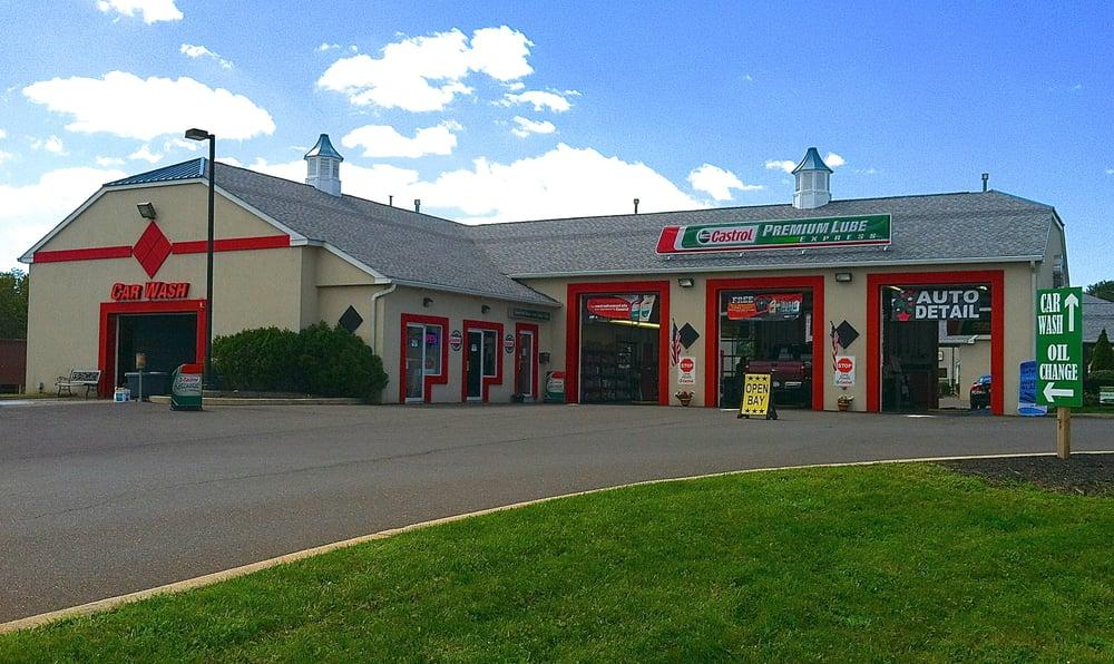 Castrol Premium Lube Express: 262 Bethlehem Pike, Colmar, PA